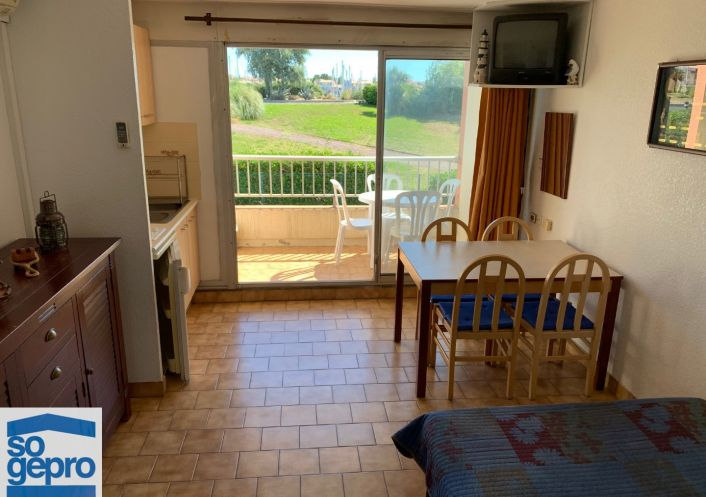 For sale Appartement Le Cap D'agde | Réf 345313801 - Agence sogepro