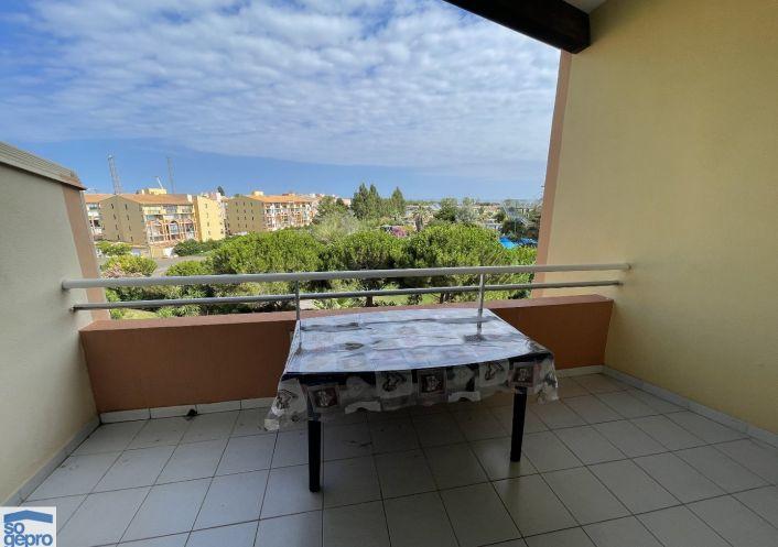 A vendre Appartement Le Cap D'agde | Réf 345313816 - Agence sogepro