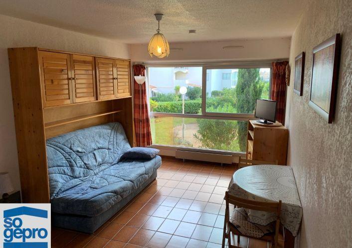 A vendre Appartement Le Cap D'agde | Réf 345313834 - Agence sogepro