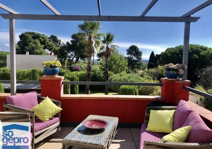 A vendre Appartement terrasse Le Cap D'agde | Réf 345313844 - Agence sogepro
