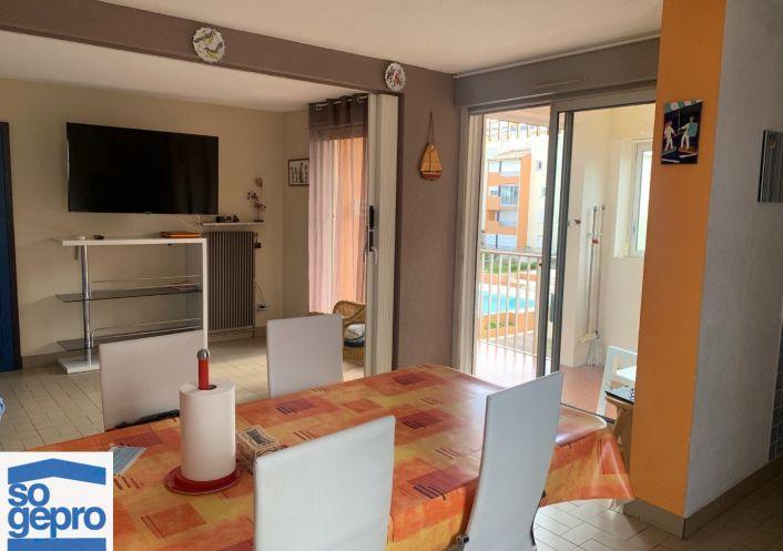 A vendre Appartement Le Cap D'agde | Réf 345313845 - Agence sogepro