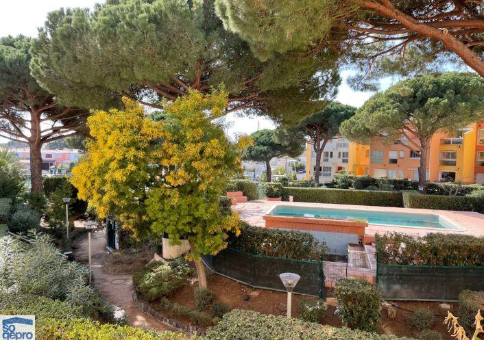 A vendre Appartement Le Cap D'agde   Réf 345313875 - Agence sogepro