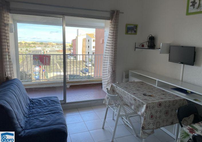 For sale Studio cabine mezzanine Le Cap D'agde | Réf 345313890 - Agence sogepro