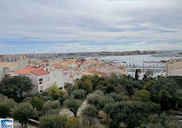 A vendre Appartement Le Cap D'agde | Réf 345313903 - Agence sogepro