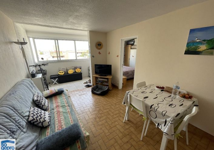 A vendre Appartement Le Cap D'agde | Réf 345313914 - Agence sogepro