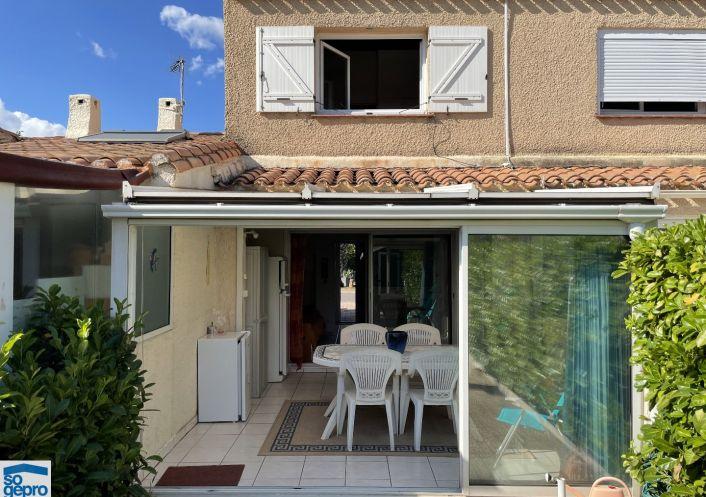 A vendre Pavillon Le Cap D'agde | Réf 345313945 - Agence sogepro