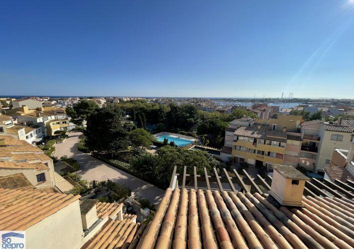 A vendre Appartement Le Cap D'agde | Réf 345313964 - Agence sogepro