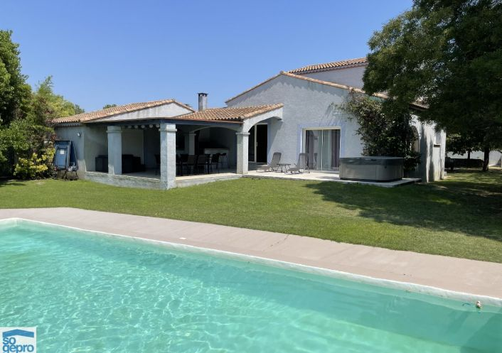 A vendre Maison individuelle Vias | Réf 345313969 - Agence sogepro