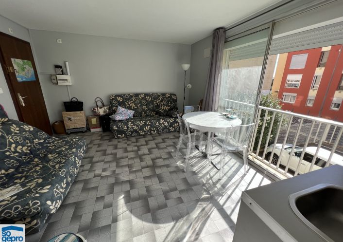 A vendre Appartement Cap D'agde | Réf 345314001 - Agence sogepro