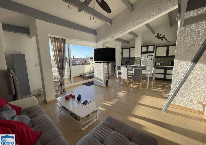 For sale Appartement Cap D'agde | Réf 345314007 - Agence sogepro