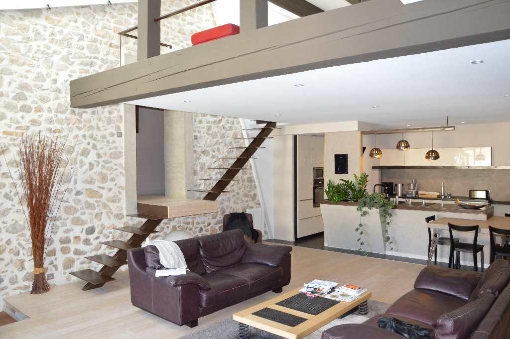 Maison en pierre en vente montpellier for Achat immobilier loft