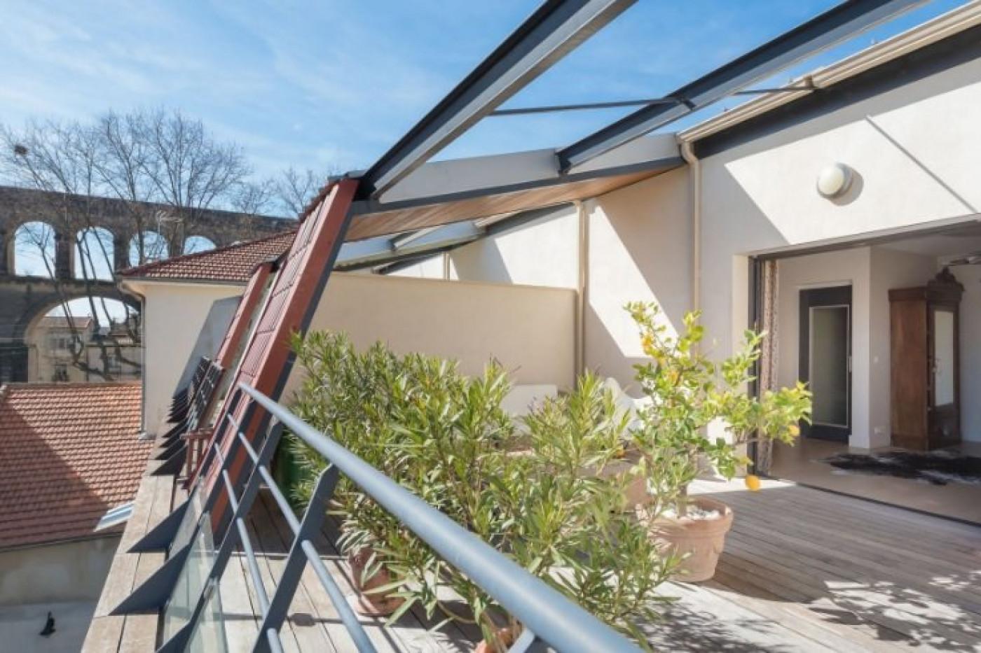 Maison loft en vente montpellier argence for Maison arceaux montpellier