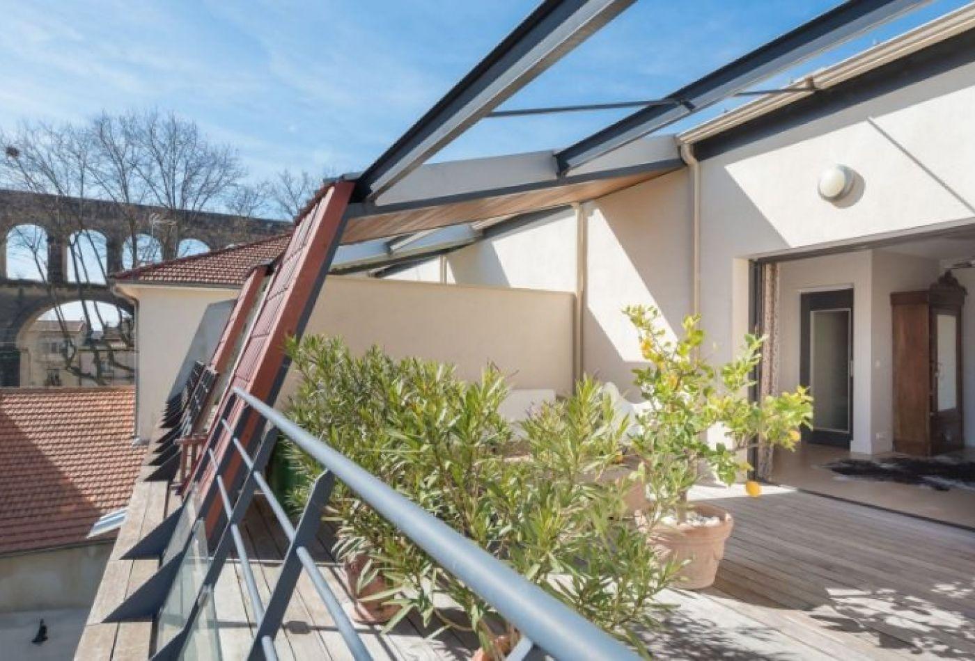 Maison loft en vente montpellier argence for Maison montpellier arceaux