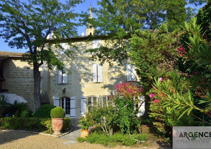 A vendre Demeure Nimes | Réf 345335326 - Argence immobilier