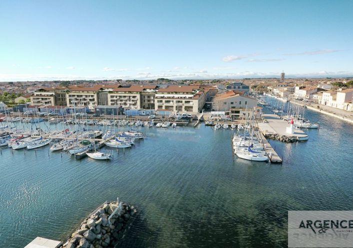 A vendre Marseillan 345335344 Argence immobilier