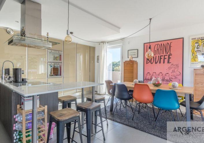 A vendre Villa sur toit Montpellier   Réf 345335397 - Argence immobilier