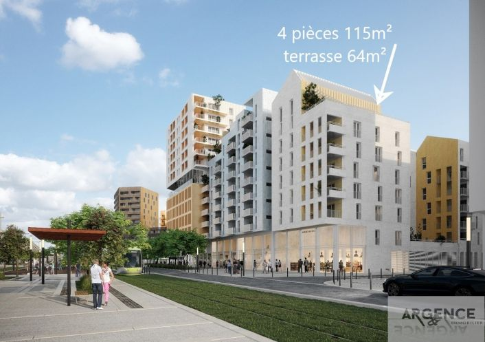 A vendre Appartement Montpellier   Réf 345335536 - Argence immobilier