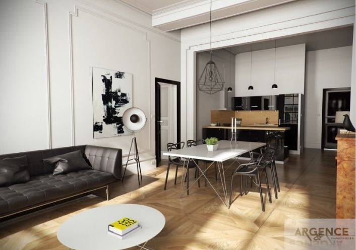 A vendre Appartement bourgeois Montpellier | Réf 345335540 - Argence immobilier