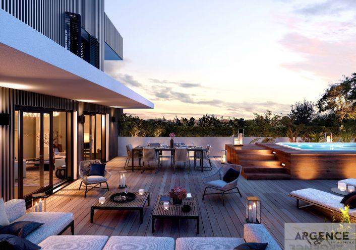 A vendre Appartement terrasse Montpellier   Réf 345335656 - Argence immobilier