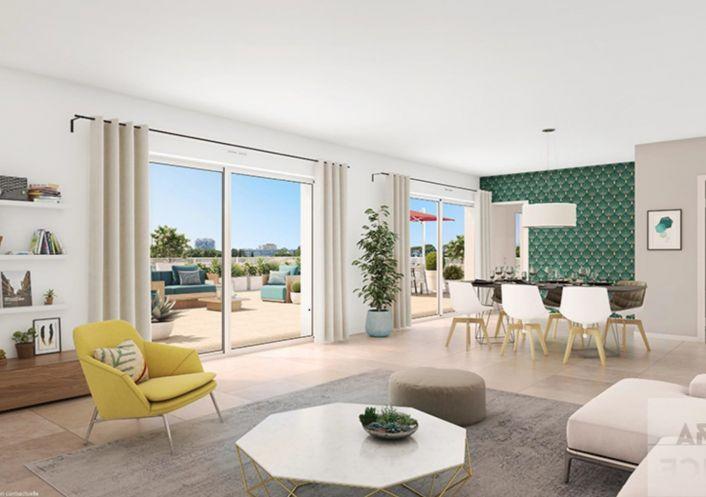 A vendre Villa sur toit Montpellier   Réf 345335663 - Argence immobilier