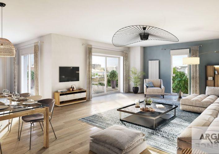 A vendre Appartement terrasse Montpellier   Réf 345335676 - Argence immobilier