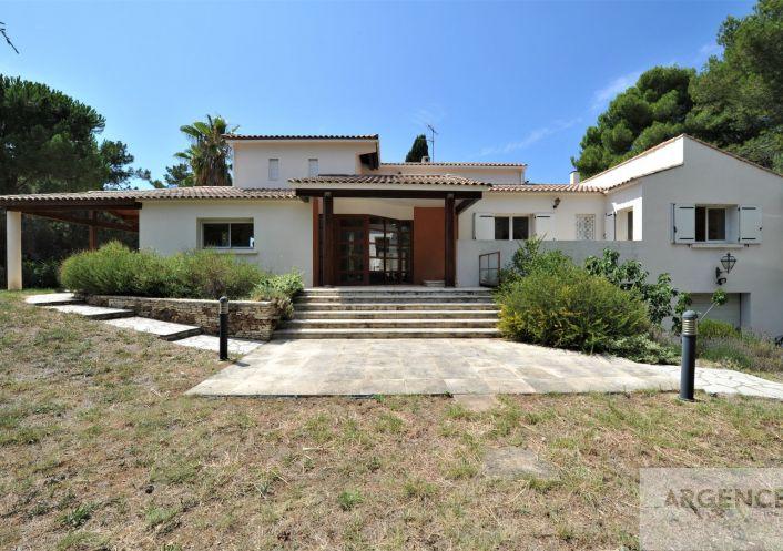 A vendre Villa d'architecte Montpellier   Réf 345335677 - Argence immobilier