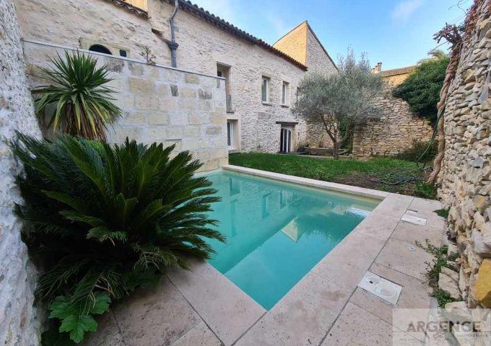 A vendre Maison de village Sommieres | Réf 345335695 - Argence immobilier