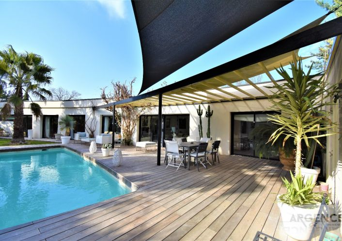 A vendre Villa d'architecte Montpellier | Réf 345335711 - Argence immobilier