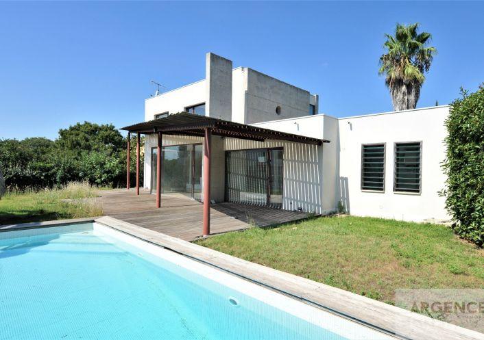 A vendre Villa d'architecte Montpellier   Réf 345335756 - Argence immobilier