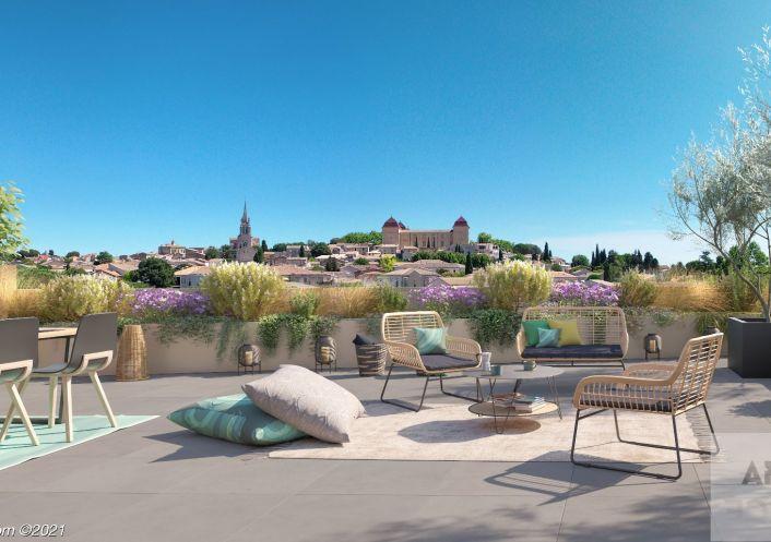 A vendre Appartement terrasse Castries   Réf 345335759 - Argence immobilier