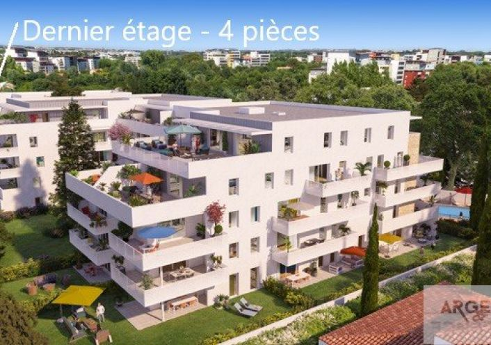 A vendre Appartement terrasse Montpellier | Réf 345335785 - Argence immobilier