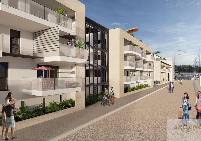 A vendre Appartement terrasse Marseillan | Réf 345335787 - Argence immobilier