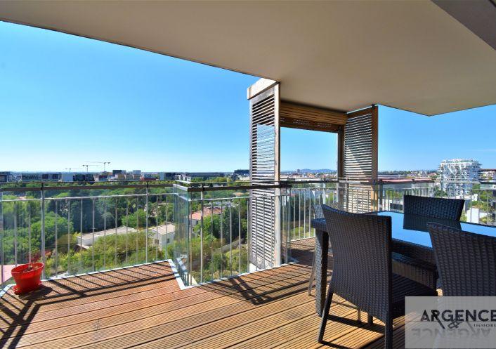 A vendre Villa sur toit Montpellier   Réf 345335795 - Argence immobilier