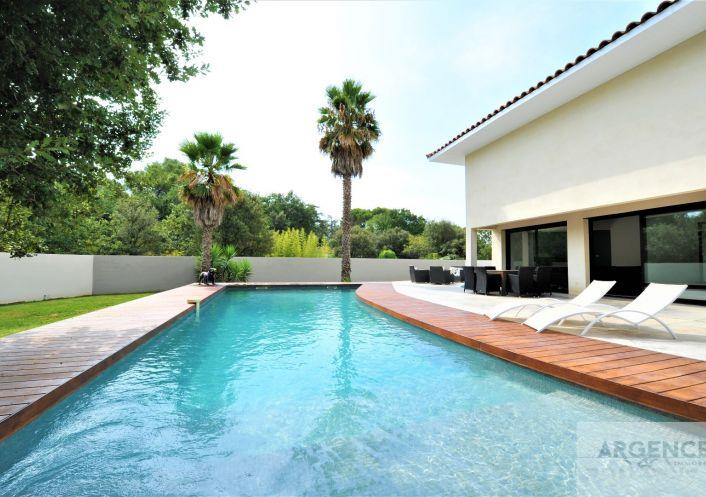 A vendre Villa d'architecte Baillargues   Réf 345335804 - Argence immobilier