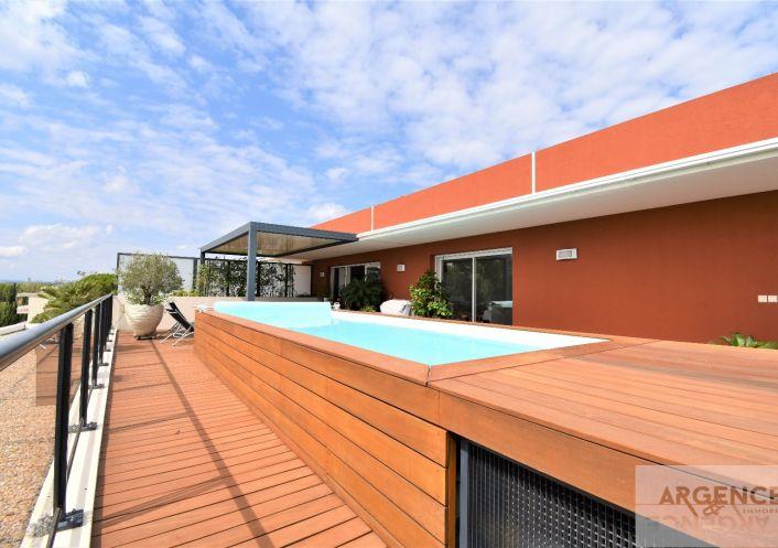 A vendre Villa sur toit Montpellier   Réf 345335806 - Argence immobilier