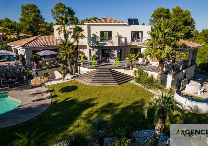 A vendre Villa d'architecte Saint Gely Du Fesc | Réf 345335807 - Argence immobilier