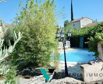 A vendre Saint Paulet De Caisson  3453410749 Valenia immobilier