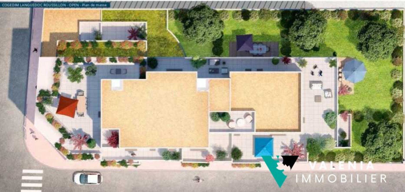 A vendre Montpellier 3453410937 Valenia immobilier