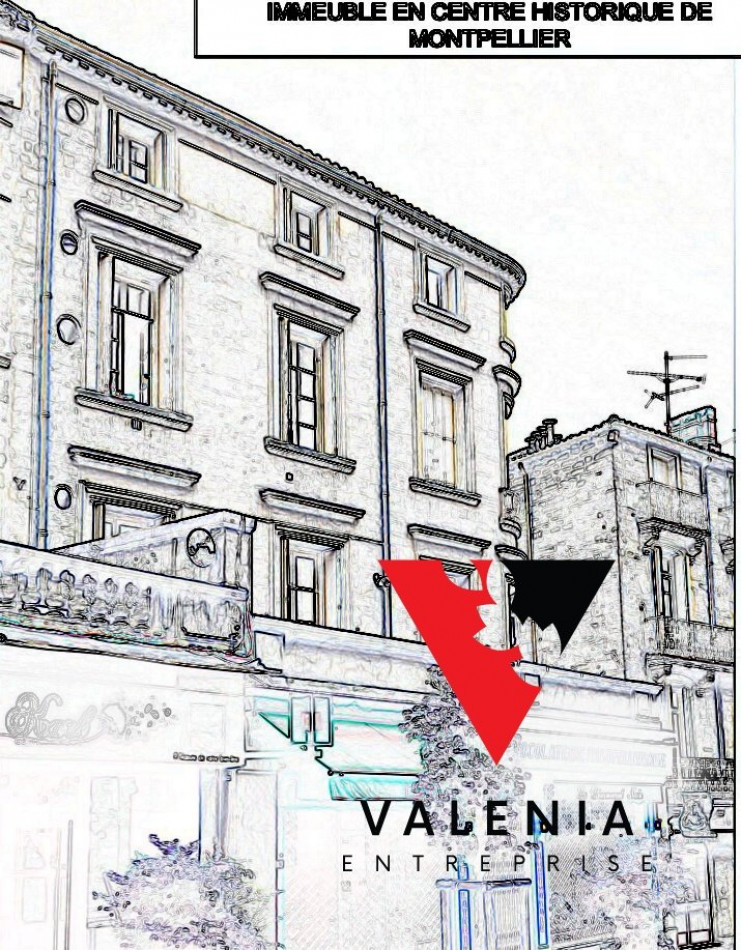 A vendre Montpellier 3453411010 Valenia immobilier