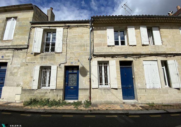 A vendre Bordeaux 3453411083 Valenia immobilier