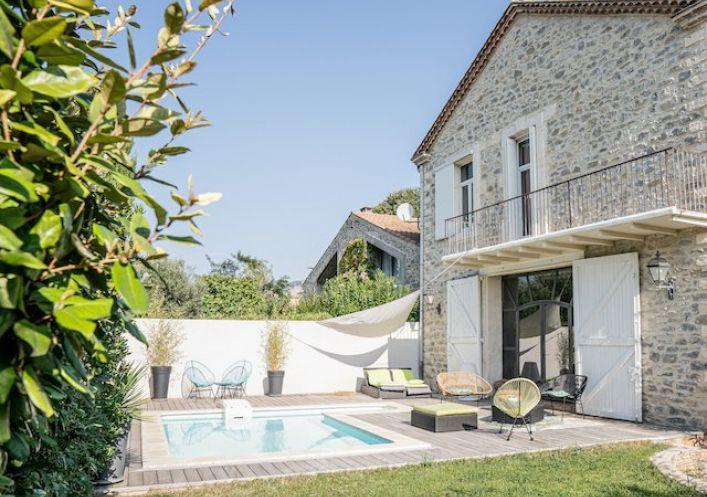 A vendre Maison de village Saint Mathieu De Treviers | R�f 3453411116 - Valenia immobilier