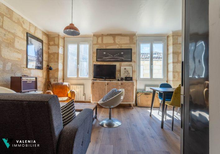 A vendre Bordeaux 3453411128 Valenia immobilier