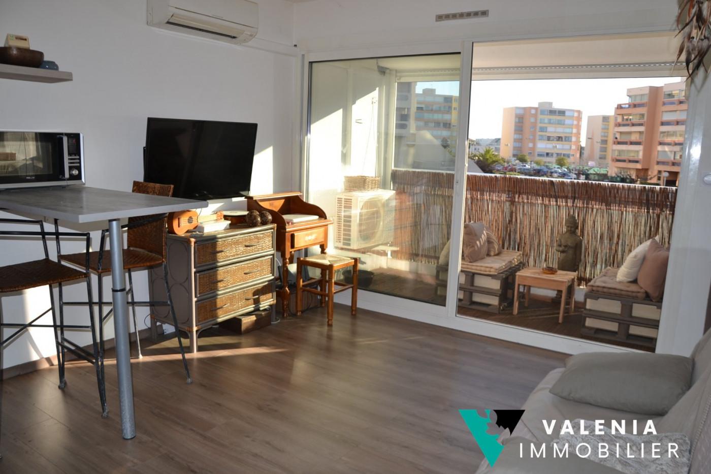 A vendre Carnon Plage (mauguio) 3453411259 Valenia immobilier