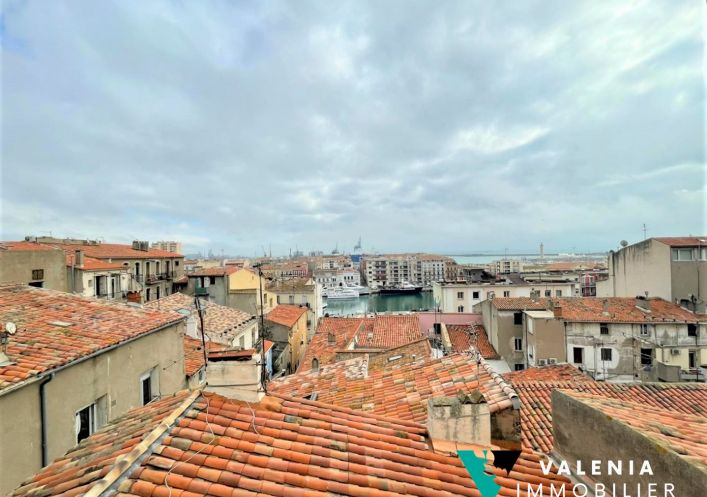 A vendre Appartement ancien Sete | R�f 3453411285 - Valenia immobilier