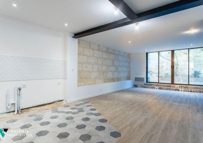 A vendre Bordeaux 3453411292 Valenia immobilier