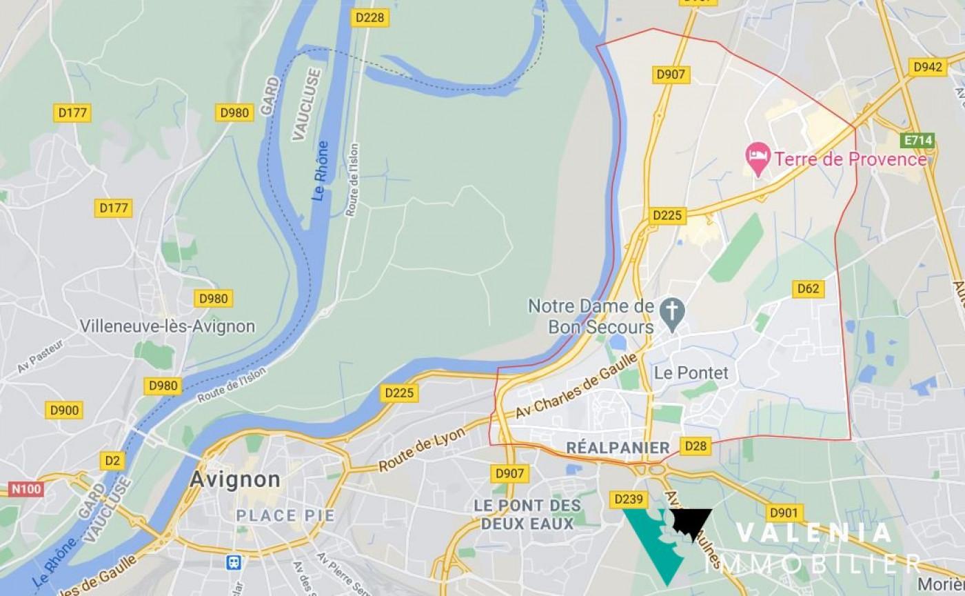A vendre  Le Pontet   Réf 3453411340 - Valenia immobilier