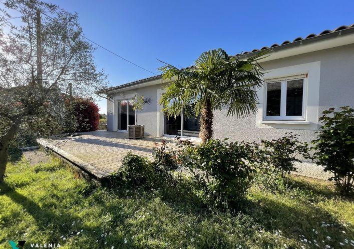 A vendre Maison contemporaine Saint Andre De Cubzac | R�f 3453411422 - Valenia immobilier