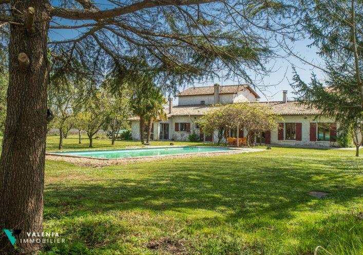 A vendre Maison de caract�re Libourne   R�f 3453411430 - Valenia immobilier