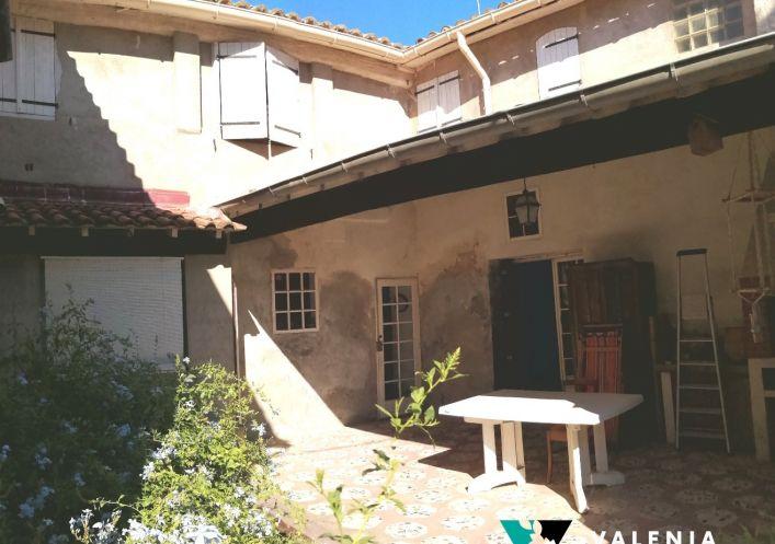 A vendre Maison de village Saint Nazaire De Pezan | R�f 3453411486 - Valenia immobilier