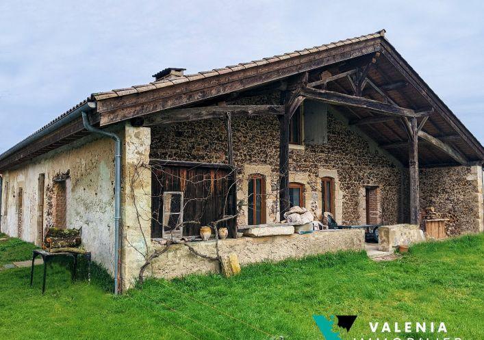 A vendre Maison en pierre Bazas | R�f 3453411540 - Valenia immobilier